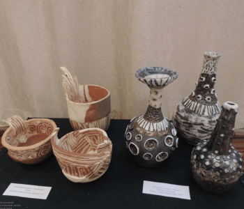 Выставка «Фарфоровая сказка Алтая»