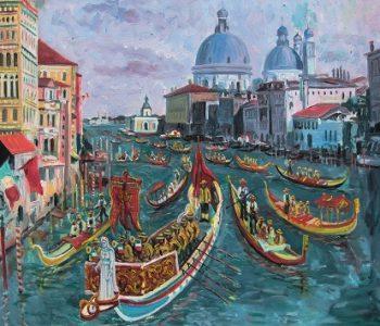 Выставка Владимира Снытко «От Римини до Рима»