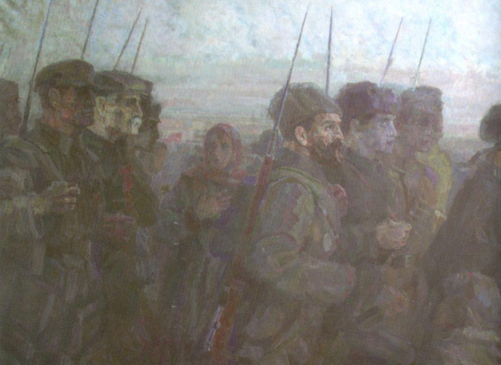 Выставка «Октябрь Владимира Зинина»