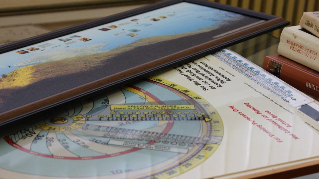 Выставка «Подводный калейдоскоп Александра Губина»