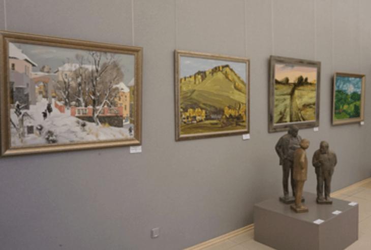 Выставка «Осень – 2017»