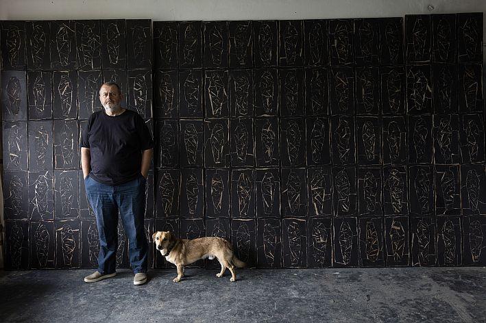 Персональная выставка Эдгара Верпе «Интересы. Конфликт»