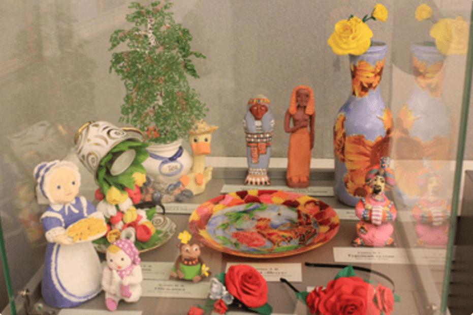 Выставка «Полет фантазии»