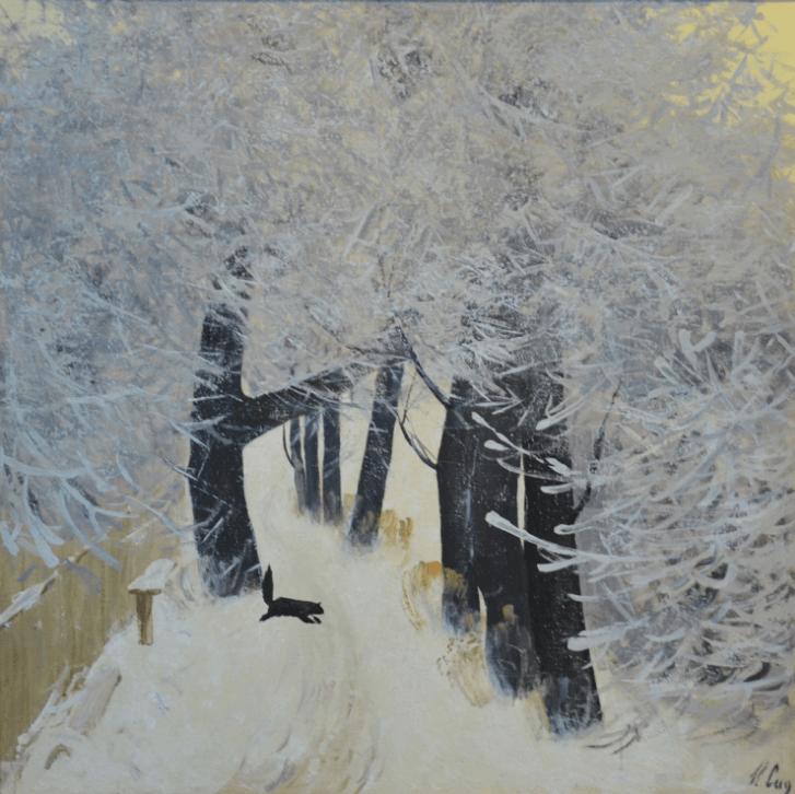 Выставка «Игорь Сидельников. Живопись»