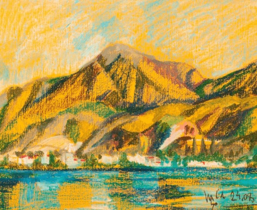Выставка Тимура Сулейменова «С любовью и с радостью»