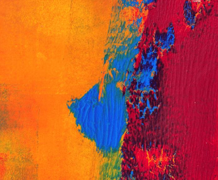 Выставка «Поэзия цвета»