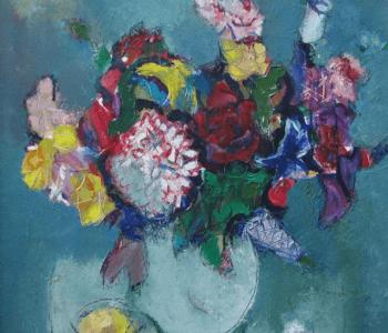 Exhibition of Tatyana Moshikova's painting «I breathe love and tenderness»