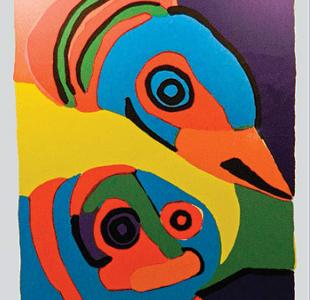 """Exhibition """"Avant-garde. ХХ century"""""""