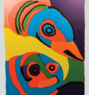 Выставка «Авангард. ХХ век»