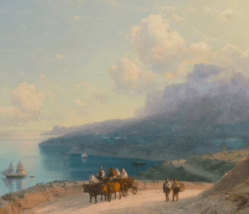 "Exhibition ""I. Aivazovsky and the traditions of the Russian landscape of the XIX century"""