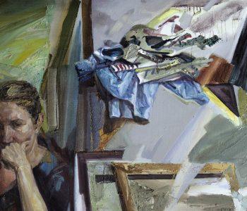 Выставка современного искусства «Красный проспект»