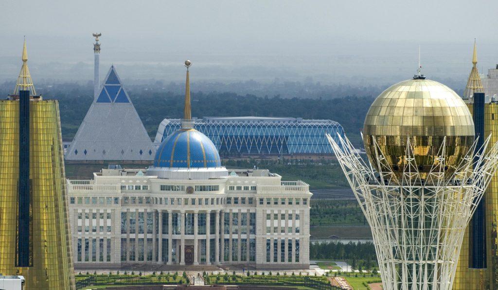 Выставка «Н. Назарбаев: эпоха, лидер, общество»