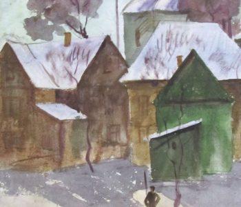Выставка графики Павла Маскаева «Восхищение красотой»