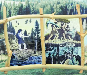 Exhibition «In the land of Alangasar»