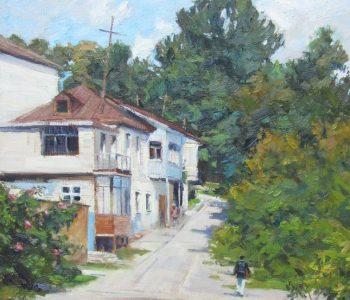 Выставка живописи Антона Иоганна