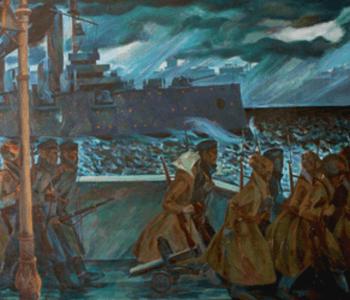 Выставка «Назад в СССР»