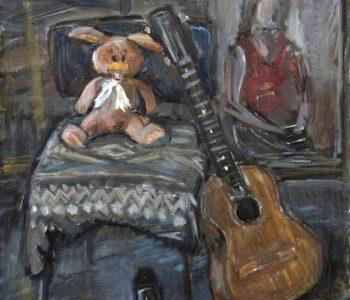 Выставка Матвея Лошакова и Милады Кашириной «Двоеточие»