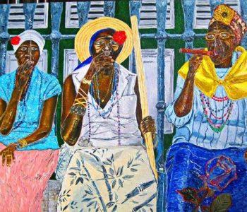 Выставка современного искусства «La Revolucion»
