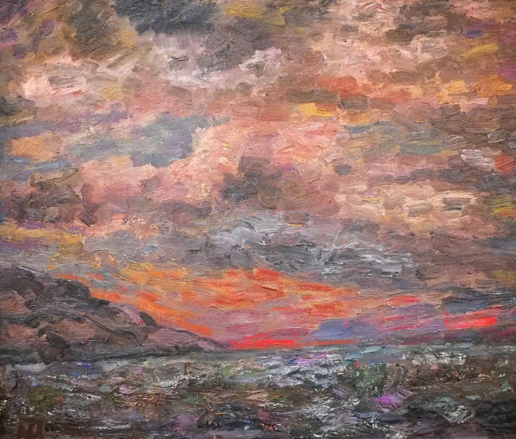Выставка Талгата Миррахимова «Мотивы Азии»