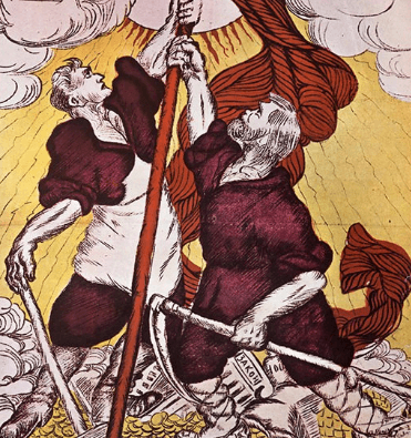 Выставка «7 ноября – первый солнечный день в жизни пролетариата»
