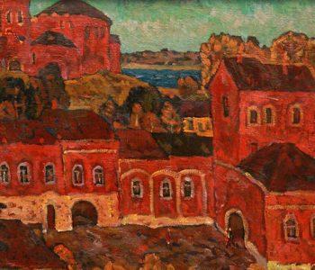 Выставка памяти художника Орджоникидзе Измайлова (1940 – 2016)