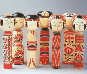 "Exhibition ""World of Japanese COCESI Dolls"""