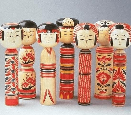 Выставка «Мир японских кукол КОКЭСИ»