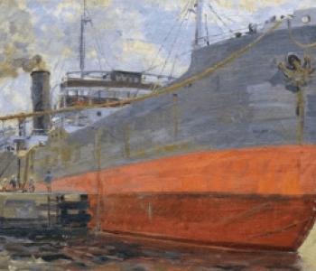 Exhibition «Where the ships go …»