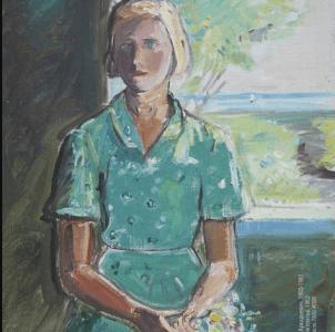 Выставка «Девочка в зелёном платье и другие…»