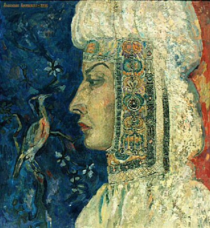 Выставка «Династия Аканаевых»