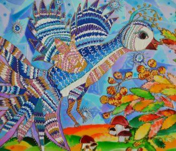 Выставка «Краски осени»