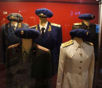 Выставка «Форма одежды женщин-военнослужащих»