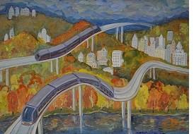 Выставка «Победители и лауреаты конкурса детского художественного творчества «Радужка» разных лет»