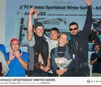 Второй этап Monaco Sportsboat Winter Series
