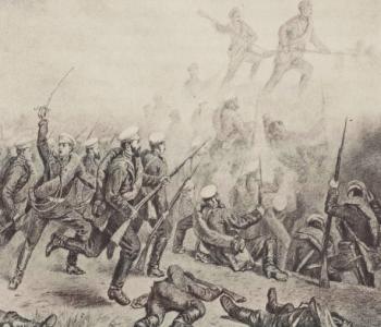 Выставка одного экспоната «Памяти гатчинских гренадеров»