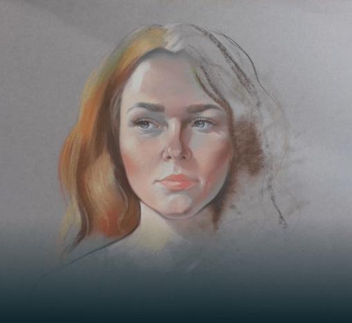 Выставка «Графика Ольги Дмитриенко»