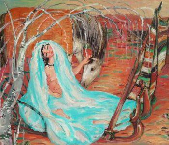 Выставка живописи Рафаэля Кадырова «Приют любви»