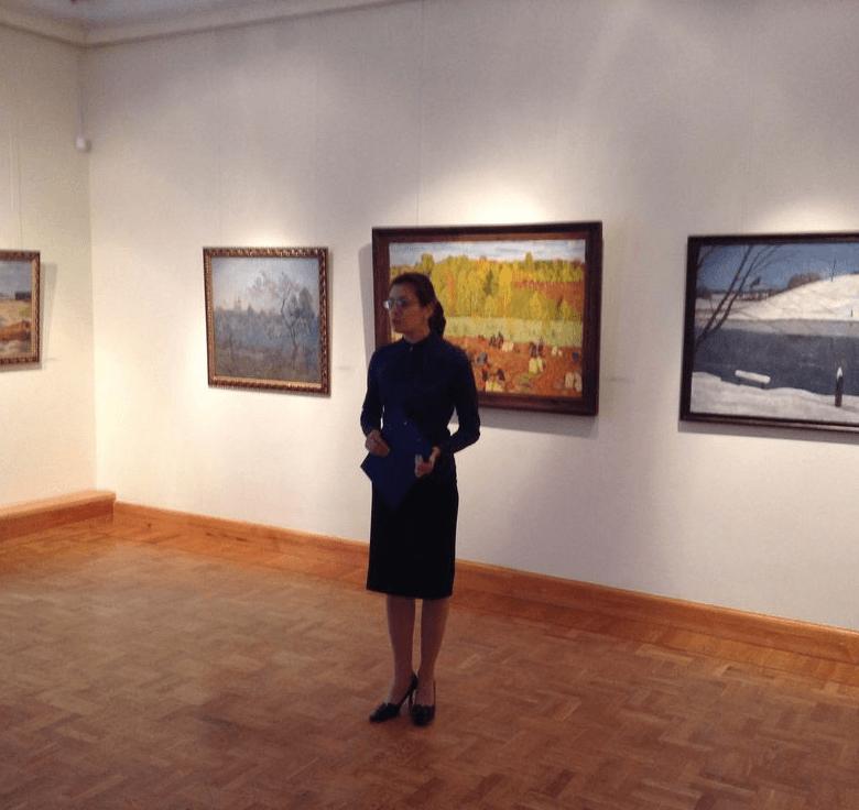 Выставка «Души прекрасные порывы»