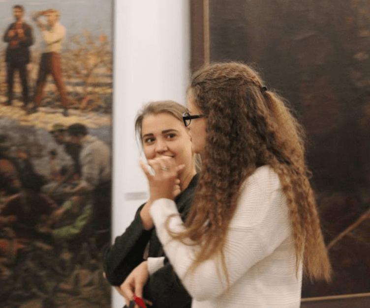 Выставка «Век Октября»