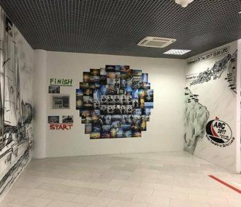 Открытие новой выставки в Музее парусного спорта