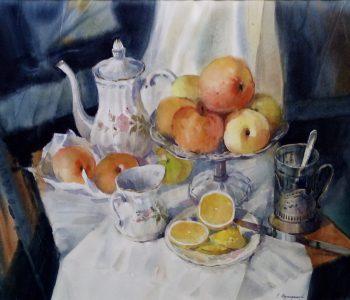 Выставка Руслана Абдрафикова «А la prima»