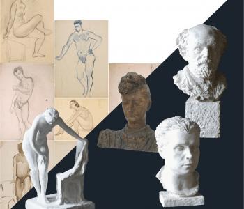 Выставка «Сарра Лебедева. Скульптура. Рисунок»
