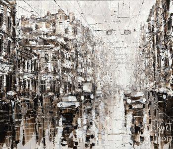 Выставка-продажа «Пространственный реализм Дмитрия Кустановича»