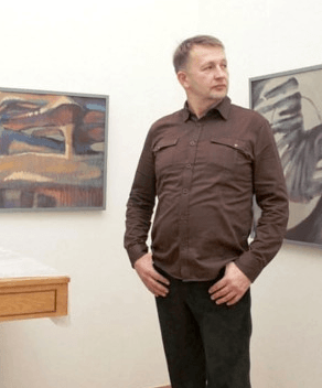 "Exhibition of Gennady Yakshin ""Deep Thinking of the bottom layers …"""