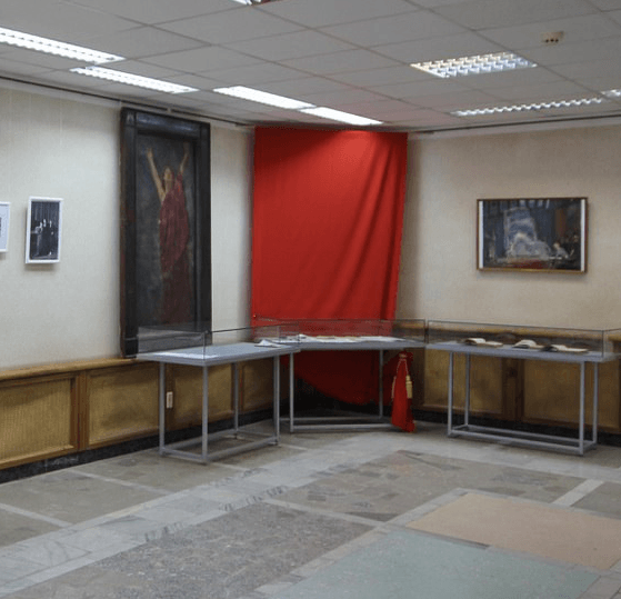 Выставка Айседора Дункан