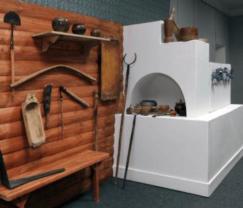 Выставка «Лучше дома своего нет на свете ничего»