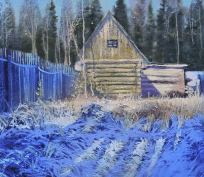Выставка Александра Золоткова
