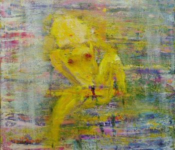 Выставка Алика Ветрофа «Не земное существо»