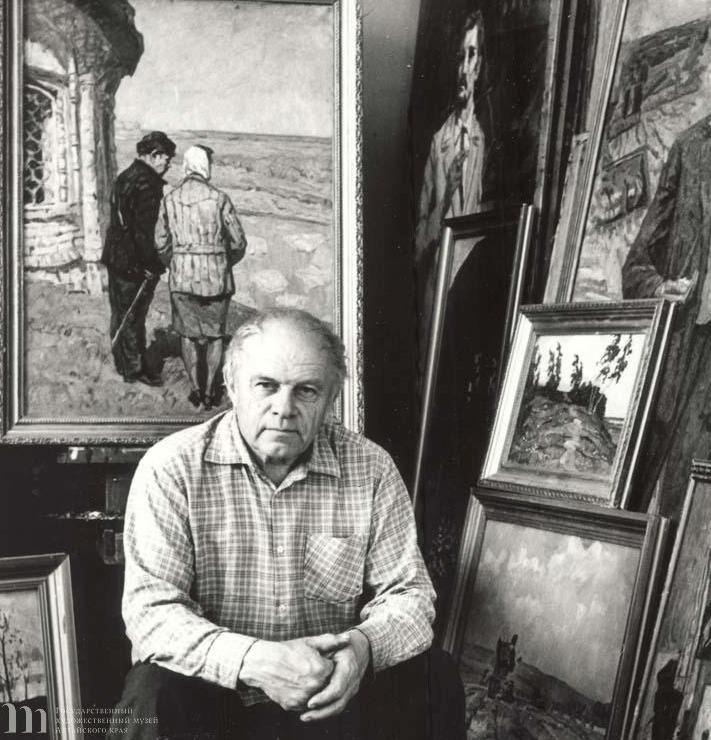 Выставка «Геннадий Борунов: жизнь, творчество, эпоха»