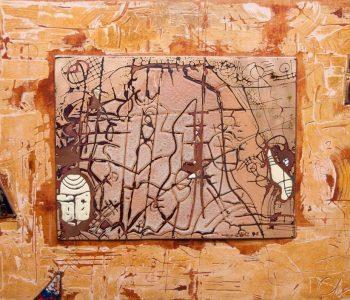 Выставка «Искусство эмали»